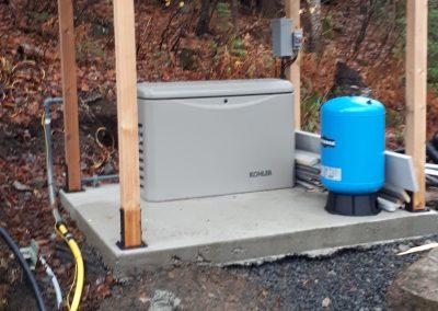 Installation-génératrice