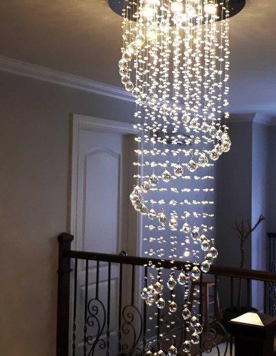 Installation-luminaire